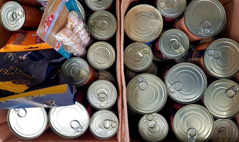 zbiórka karmy w sklepie KAKADU