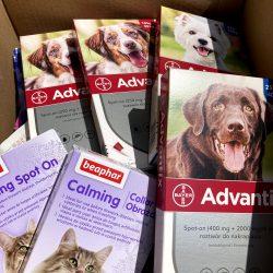 preparaty dla psów i kotów